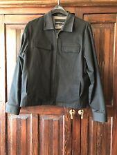 Kenneth Cole Mens Casual Jacket Coat Black