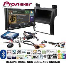 Pioneer AVH-601EX Double Din Car Stereo Radio Install Kit + Bluetooth DVD