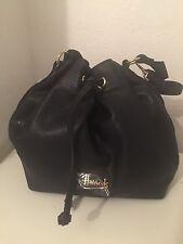 Harrods Winslow Black Shoulder bag