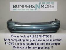 OEM 2000 2001 2002-2005 Buick LeSabre Costum/Limited w/Deluxe Rear Bumper Cover
