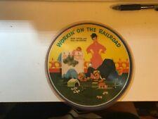 Record Guild of America 78 RPM PICTURE DISC RECORD -2003 P.