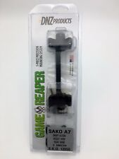 "Sako A7 S.A. | DNZ Game Reaper 1-Piece Scope Mount - 1"" / HIGH - Black RH 12650"