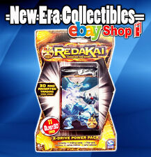 Redakai - Conquer The Kairu - 11 Cards - X-Drive Power Pack - Spin Master - 2011
