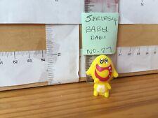 #27 Rare Babu Yellow Series4 Gogos Crazy Bones, Single Figure