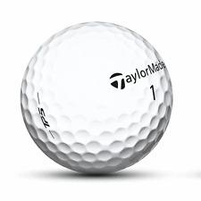 50 Taylormade TP5 2017 Near Mint Used Golf Balls AAAA - Free Shipping