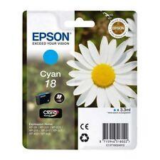 C13T18024010 Epson 18 Druckerpatrone 1 X Cyan