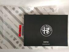 Handbuch für Alfa Romeo Mito Gebrauch original neu Gebrauchsanweisung