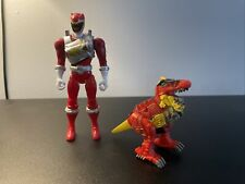 Power rangers Dino super Charge Dino drive Red Ranger Figure