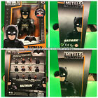 """Jada Diecast DC Batman 4"""" Figure Limited Edition Superchase Chase Bare Metals"""