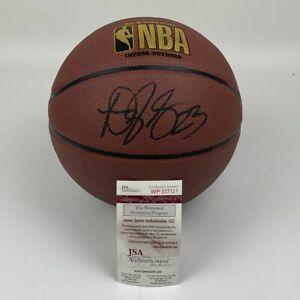 Autographed/Signed DRAYMOND GREEN Warriors Spalding Full Size Basketball JSA COA