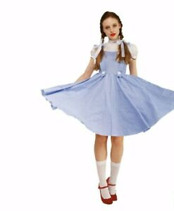 Adult Dorothy Wizard of Oz costume book week dress up costume party Halloween