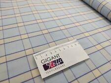 1 Meter 100%Baumwolle Karo Meterware Stoff Bekleidung Deko WAHNSINNSPREIS