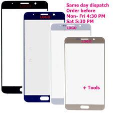 Pantalla de vidrio delantero externo para Samsung Galaxy Note 3 4 5 Note 2 1 i9220 Nota 3 Neo
