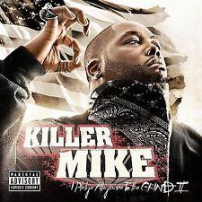 KILLER MIKE - I Pledge Allegiance to the Grind II - CD