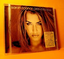 CD Sarah Connor Green Eyed Soul 17 TR 2004 Europop, Downtempo