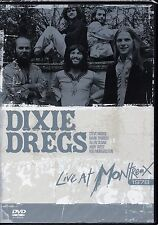 Dixie Dregs-Live at Montreux 1978-DVD-neu&ovp/SEALED!