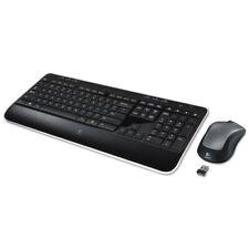 Logitech Mk520 Wireless Desktop Set, Keyboard/mouse, Usb, Black 920002553 NEW