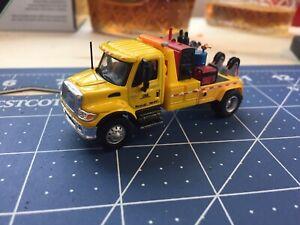 HO 1:87 custom boley MOW truck
