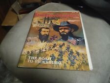 SPI: Strategy & Tactics: 103: The Road to Vicksburg New and UNPUNCHED!!