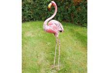 Large Pink Flamingo Garden Statue/Figure 120cm