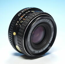 Smc pentax-m 28mm/2.8 pour pentax K Objectif Lens objectif - (81759)