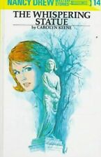 The Whispering Statue (Nancy Drew, Book 14)-ExLibrary