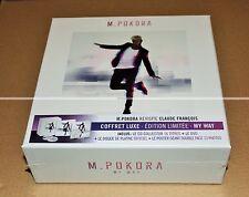 MATT POKORA REVISITE CLAUDE FRANCOIS -- MY WAY -- BOX LUXE NEUF / SCELLE