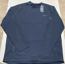 Under Armour Pursuit Wind Pullover Jacke 00006000 t Black, 1290648 001 Men's Size 3Xl