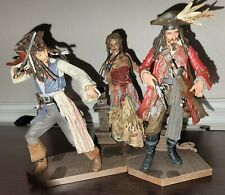 NECA Pirates of the Caribbean PotC At World's End Set of 7 Figures