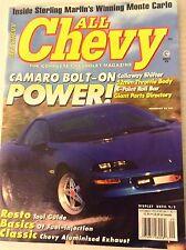 All Chevy Magazine Camaro Bolt On Power September 1995 081617nonrh3