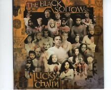 CD THE BLACK SORROWS	lucky charm	EX ( A2465)