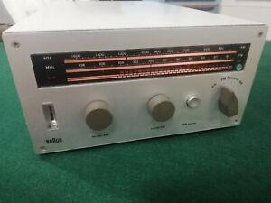 Stereo Radiogerät (Tuner) BRAUN CE 16