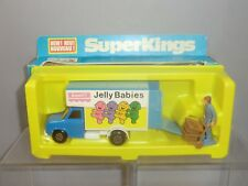 """MATCHBOX SUPER KINGS MODEL No.K-29  FORD  """"JELLY BABIES""""  DELIVERY VAN    VN MIB"""