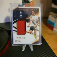 2020 Panini Immaculate Soccer Nacer Chadli Heralded Materials Patch /50