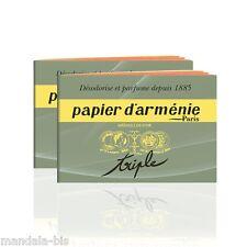 10 Carnets Papier d'Arménie (ARMENIE) Triple - Lot de 10 !