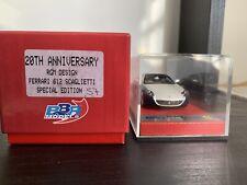 Very rare 1/43 BBR RGM Design Ferrari 612 Scaglietti Sessanta