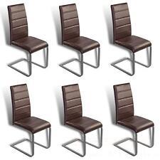 st hle aus kunstleder freischwinger g nstig kaufen ebay. Black Bedroom Furniture Sets. Home Design Ideas