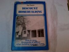Discount Homebuilding - Henry Frankenfield - First edition w/ Dust Cover