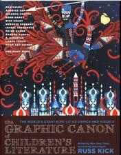 The Graphic Canon of Children's Literature von Russ Kick (2014, Taschenbuch)