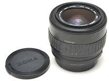 Sigma 35-70mm f3.5-4.5 Zoom Master Multi Coated Lens Minolta / Sony Mount