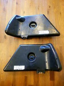 MERCEDES W124 Pair Tail Light Lamp Support | 300E 300CE E300 E320 E420 E500