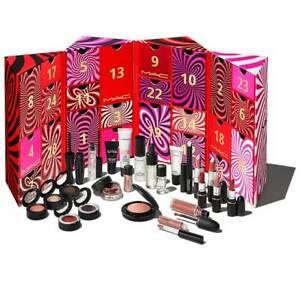 MAC Beauty Advent Calendar 2021 Box of Tricks Christmas Gift WORTH OVER £340