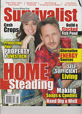 SURVIVALIST MAGAZINE Issue #16 MAY/JUNE 2014.