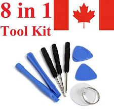 8 in 1 Repair Opening Pry Tools Screwdriver Kit Set for iPhone 6S Plus 6 5 5S SE