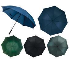 XXL Fiberglas Sturmschirm mit Softgriff Regenschirm