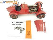 E293 Pocher Modellauto Alfa Romeo 8 C 2300 Monza 1:8