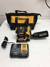 DeWalt DCW200 20v Max XR Cordless Brushless 1/4 Sheet Palm Sander w/ Battery