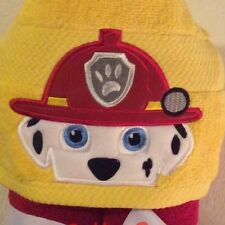 Personalized Novelty Hooded Towel Beach Swim Unique And Gift Handmade Paw Patrol