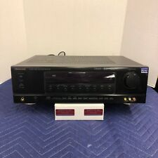 SHERWOOD RD-6108 5.1 SURROUND SOUND RECEIVER - SERVICED - CLEANED - TESTED