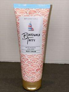 Bath and & Body Works Boardwalk Taffy Lotion Body Cream NEW